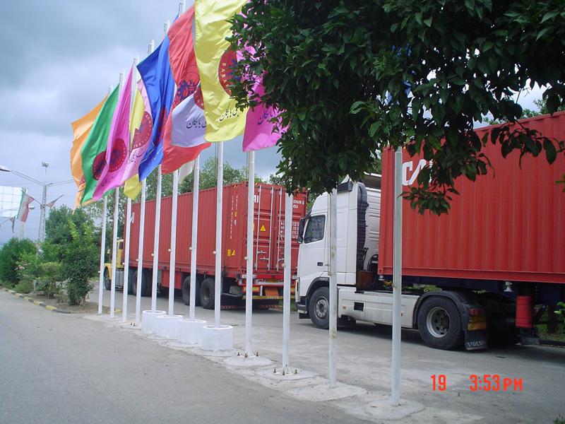 صادرات نخ