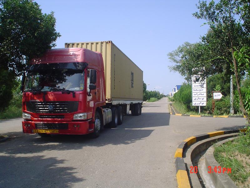 صادرات نخ به چین